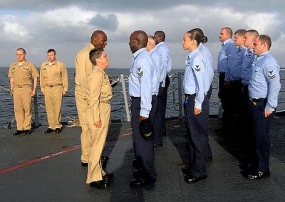 Navy Personnel
